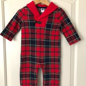 Plaid 1-Piece